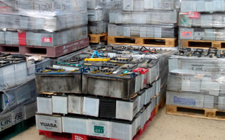 Baterias de Chumbo Ácido